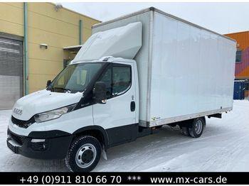 Box van Iveco Daily 35c15 3.0L Möbel Koffer Maxi 4,75 m. 26 m³