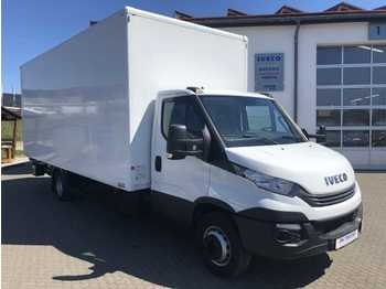 Box van Iveco Daily 70 C 18 A8/P Koffer+LBW+Klima+Tempo