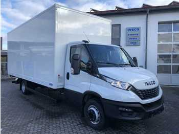 Box van Iveco Daily 70 C 18 A8 P Koffer+LBW Klima Tempo PLKA