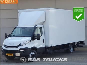 Box van Iveco Daily 72C18 3.0 EU6 Bakwagen Laadklep Koffer LBW A/C Cruise control