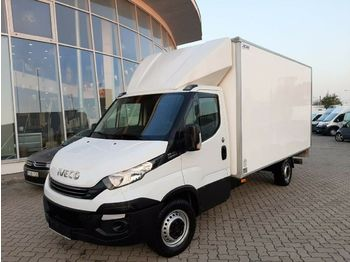 Box van Iveco Daily Fahrgestell Einzelkabine 35 S ... Radstand