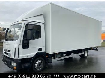 Box van Iveco EuroCargo 80E18 Möbel Koffer 7,31 m. lang