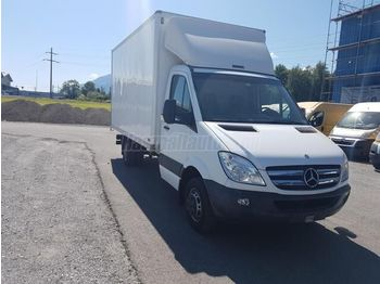 MERCEDES-BENZ SPRINTER 519 cdi Dobozos - box van