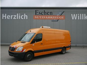 Box van Mercedes-Benz 515 CDI*Kamerafahrwagen Rausch*Kanalreinigung