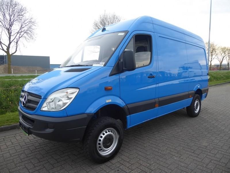 4X4 Sprinter Van For Sale >> Box Van Mercedes Benz Sprinter 315 Cdi 4x4 4x4 Lang Hoog Truck1 Id 2927146