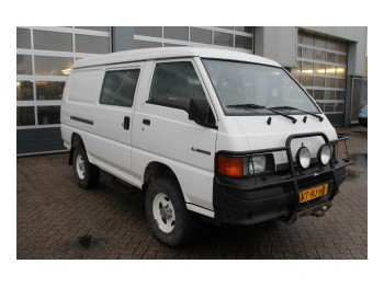 Mitsubishi L300 2 5td Long Dc 4x4 Box Van From Netherlands For