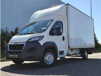 Box van Peugeot Boxer 350 160 ps