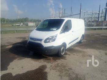 Closed box van FORD TRANSIT 130T290