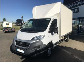 Fiat Ducato 2.3 JTD - closed box van