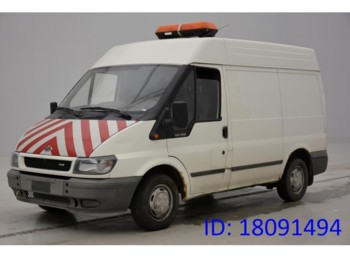 Closed box van Ford Transit 125T260