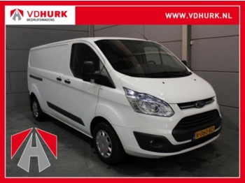 Closed box van Ford Transit Custom 2.0 TDCI Trend L2H1 Airco/Trekhaak/LED Laadruimte