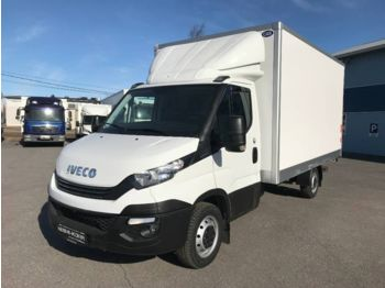 Closed box van IVECO Daily 35S18 A8