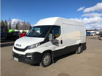 Closed box van IVECO Daily 35 S 15