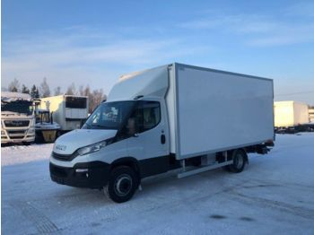 Closed box van IVECO Daily 72C17 A8