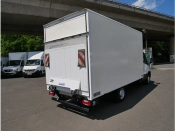 Leasing IVECO Daily Koffer mit LBW. Radstand 3750 - closed box van