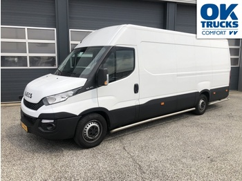 Closed box van Iveco Daily 35S11V (Euro5 Klima AHK ZV): picture 1