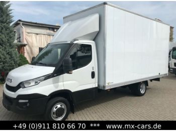 Closed box van Iveco Daily 35c15 3.0L Möbel Koffer Maxi 4,75 m.