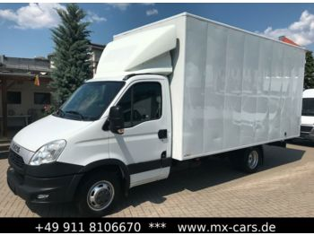 Closed box van Iveco Daily 35c15 L 3.0L Möbel Koffer Maxi 4,73 m.