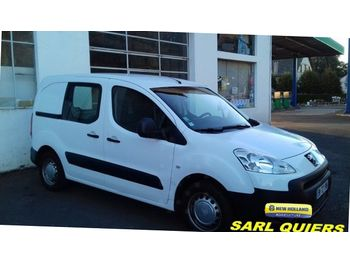 Peugeot Partner 1.6 HDi 90 3 places - closed box van