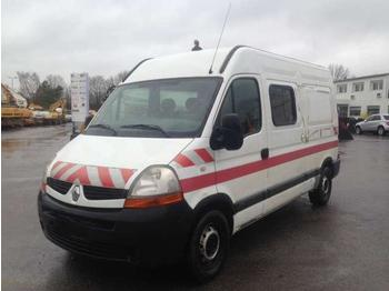 Renault MASTER  FOURGON  - closed box van