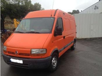 Renault T 35  - closed box van