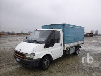 FORD TRANSIT 90T350 - curtain side van