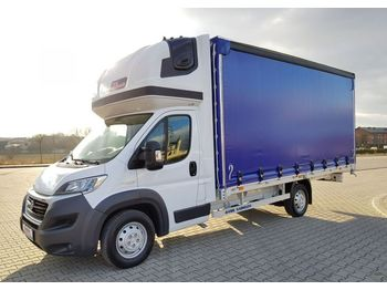 Fiat Ducato - curtain side van