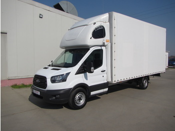 Ford Transit - curtain side van