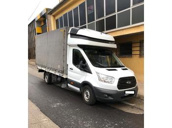 Ford Transit CVF5 - curtain side van