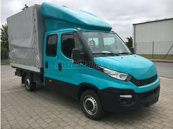 IVECO DAILY 33 S 15 DOKA P+P - curtain side van