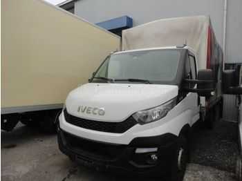 IVECO DAILY 35-170 P+P+HF - curtain side van