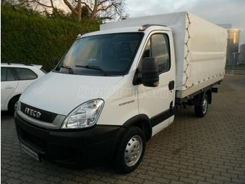 IVECO DAILY 35 S 10 P+P - curtain side van