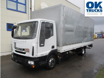 IVECO Eurocargo ML75E18/P Luftfeder - curtain side van