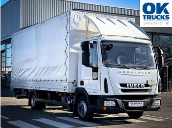IVECO Eurocargo ML75E21/P - curtain side van