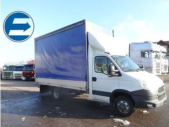Iveco 50 C 21 Daily - curtain side van