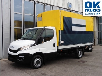 Iveco Daily - curtain side van