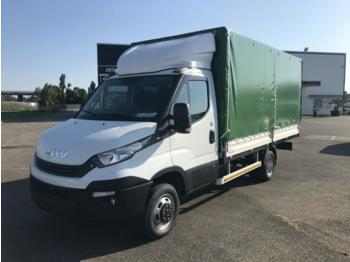Iveco Daily 35C15 - curtain side van