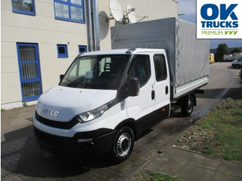 Iveco Daily 35S13D - curtain side van