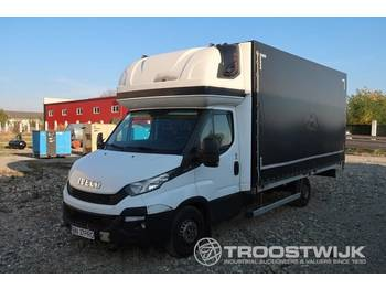 Iveco Daily 35-1 - curtain side van