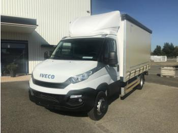 Iveco Daily 70C18 - curtain side van