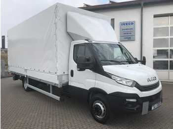 Iveco Daily 70 C 18 A8/P Pritsche+Plane+LBW 6 Stück!!  - curtain side van