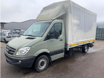 MERCEDES-BENZ SPRINTER 316 CDI LBW AT MOTOR - curtain side van