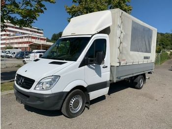 Mercedes-Benz 316 CDI AT MOTOR  - curtain side van