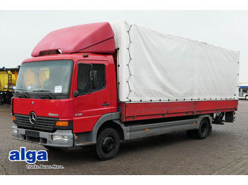 Curtain side van Mercedes-Benz 918, 7.130mm lang, Lbw, Edscha