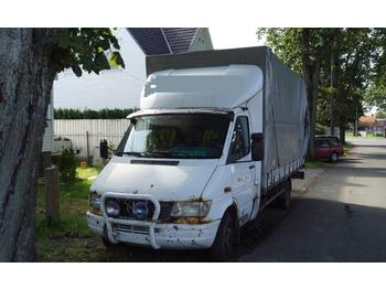 Mercedes-Benz Sprinter  - curtain side van