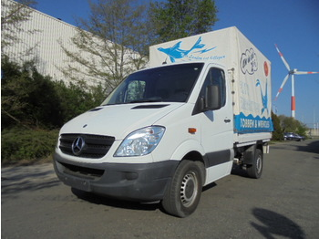 Curtain side van Mercedes-Benz Sprinter 310 CDI