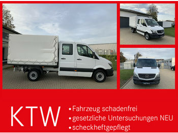 Curtain side van Mercedes-Benz Sprinter 314CDI DOKA,Klima,3665mm Radstand