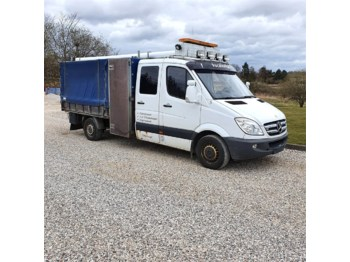 Mercedes Sprinter 319 Cdi - curtain side van