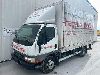 Mitsubishi Canter  60 3,9TD LBW TOP  - curtain side van