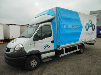 Renault Mascott DXI 130.65  - curtain side van